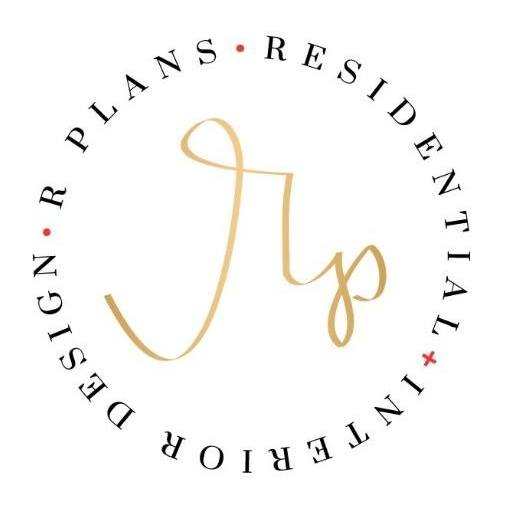 R Plan Residential + Interior Design Logo